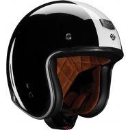 Thor 2021 Hallman Helmet McCoy Black/White