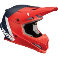 Thor 2022 Sector Chev Helmet Red/Navy
