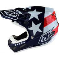 Troy Lee Designs 2017 SE4 Helmet Freedom Blue