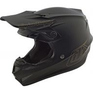 Troy Lee Designs SE4 Polyacrylite Mono Helmet Black
