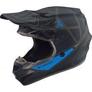 Troy Lee Designs 2019.1 SE4 Polyacrylite Helmet Metric Black