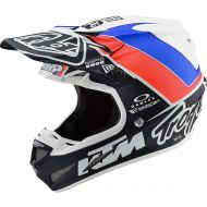 Troy Lee Designs SE4 Composite Helmet Unite White/Navy