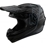 Troy Lee Designs GP Helmet Silhouette Black/Gray