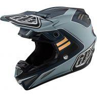 Troy Lee Designs SE4 Composite Helmet Flash Gray/Silver