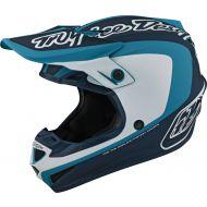 Troy Lee Designs SE4 Polyacrylite Helmet Corsa Marine