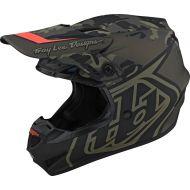 Troy Lee Designs GP Helmet Overload Camo Army Green/Gray