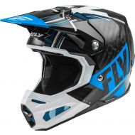 Fly Racing 2020 Formula Carbon Helmet Vector Blue/White/Black
