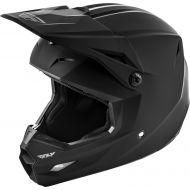 Fly Racing Kinetic Helmet Matte Black