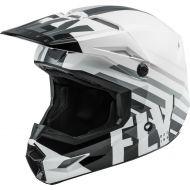 Fly Racing 2020 Kinetic Thrive Helmet White/Black/Grey