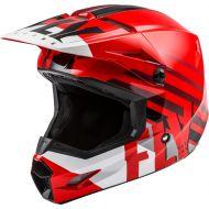 Fly Racing 2020 Kinetic Thrive Helmet Red/White/Black