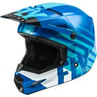 Fly Racing 2020 Kinetic Thrive Helmet Blue/White