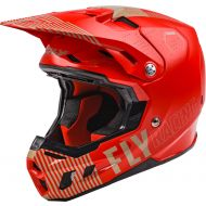 Fly Racing 2021 Formula Helmet Primary Red/Khaki