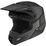 Fly Racing 2022 Kinetic Drift Helmet Matte Black/Charcoal