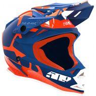 509 Altitude Offroad Helmet with Fidlock Orange Hextant