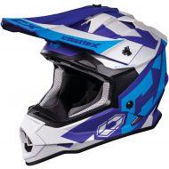 Castle X CX Mode MX Helmet Flow Process Blue/Navy