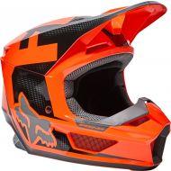 Fox Racing V1 Dier Youth Helmet Flo Orange