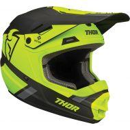 Thor 2021 Sector Split MIPS Youth Helmet Acid/Black