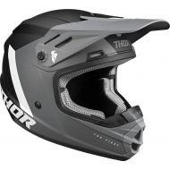 Thor 2022 Sector Chev Youth Helmet Gray/Black