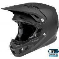 Fly Racing 2021 Formula Youth Helmet Matte Black