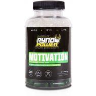 Ryno Power Motivation Capsules 60CT