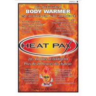 Heat Pax Air Activated Body Warmer