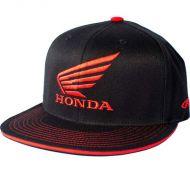 Factory Effex Honda Wing Flexfit Hat Black
