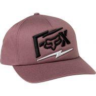 Fox Racing Pushin Dirt Womens Trucker Cap Purple Haze