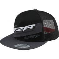 Troy Lee Designs Polaris RZR Snapback Cap Gray/White