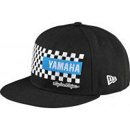 Troy Lee Designs Yamaha Checkers Snapback Cap Black