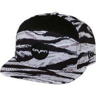 Seven Ozone Snapback Hat Tiger Camo