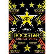 Factory Effex Rockstar Decal Kit