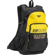 Fly Racing Jump Backpack Rockstar Black/Yellow