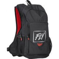 Fly Racing Jump Backpack Black/Grey/Red