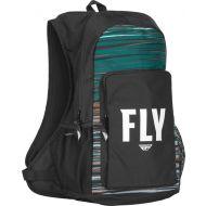 Fly Racing Jump Backpack Black/Rum