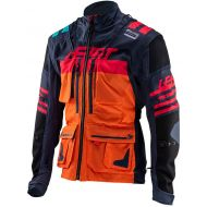Leatt 2019 GPX 5.5 Enduro Jacket Ink/Orange