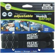 Rok Straps Heavy Duty Adjustable Straps 60 Inch Reflective