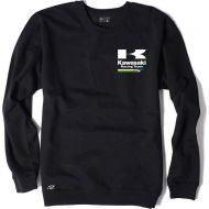 Factory Effex Kawasaki Crew Sweatshirt Black