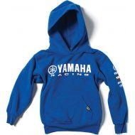 Factory FX Yamaha Racing Youth Pullover Sweatshirt Blue
