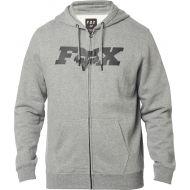 Fox Racing Legacy Fhead Zip Sweatshirt Heather Graphite