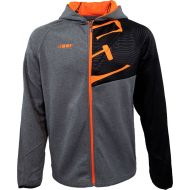 509 Tech Zip Sweatshirt Orange/Gray