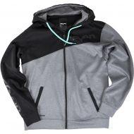 Seven Hype Zip Hoodie Sweatshirt Black
