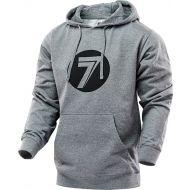 Seven Dot Youth Pullover Sweatshirt Heather Gray