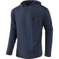 Troy Lee Designs World Pullover Sweatshirt Indigo
