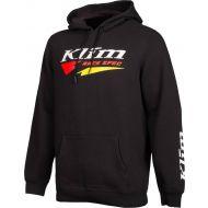 Klim Race Spec Pullover Sweatshirt Black/High Risk Red