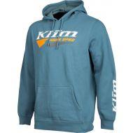 Klim Race Spec Pullover Sweatshirt Petrol/Strike Orange