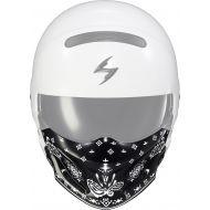 Scorpion Covert Helmet Face Mask Bandana Black