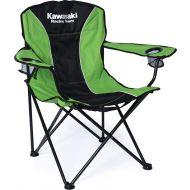 Factory Effex Kawasaki Camping Chair Black/Green