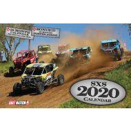 Moto365 2020 Calendar SXS