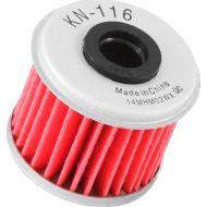 K&N Oil Filter KN-116 CRF250/450 - CRF250/450 2002-2009 - CRF150 2004-2009