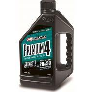 Maxima Maxum4 Premium Petroleum Oil 20w50 1 Liter